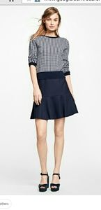 Brooks Brothers skirt with flounce
